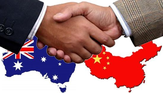 Chinese Australian investment ties